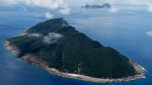 Китайские корабли вновь в водах около спорных островов
