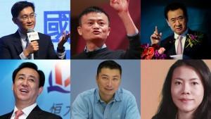 Китайские миллиардеры стали еще богаче