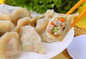 Китайские пельмени кулинарный практикум (часть третья)