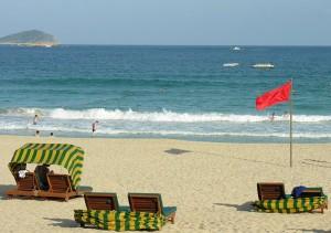 Китайские пляжные курорты
