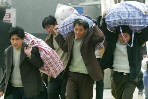 Китайские рабочие мигранты отказываются заключать трудовые контракты