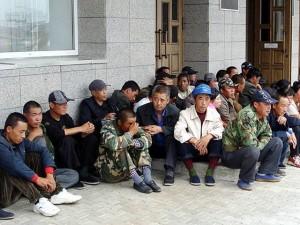 Китайские рабочие не получили денег за работу на русской стройке