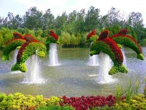 Китайские сады2