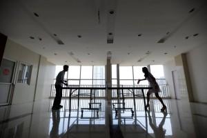 Китайские софтварные компании нанимают на работу девушек, чтобы создать веселую рабочую атмосферу в офисе4