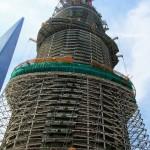Китайские строители разгласили новые данные о Шанхайской башне