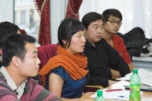 Китайские студенты страдают из-за нехватки кондиционеров