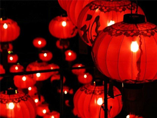 Китайские светильники в интерьере