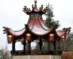 Китайские традиционные крыши