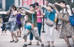 Китайские туристы. Часть 2