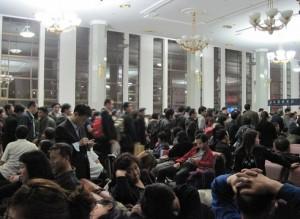 Китайские вокзалы и туалеты