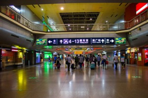 Китайские вокзалы и туалеты2
