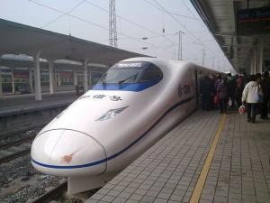 Китайские железнодорожники готовятся к праздникам