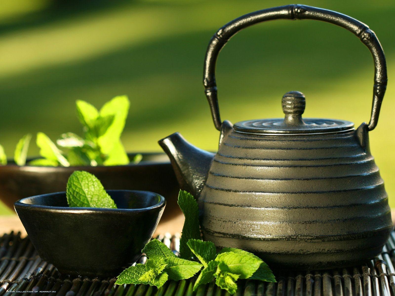 Китайский чай и вода, история и современность