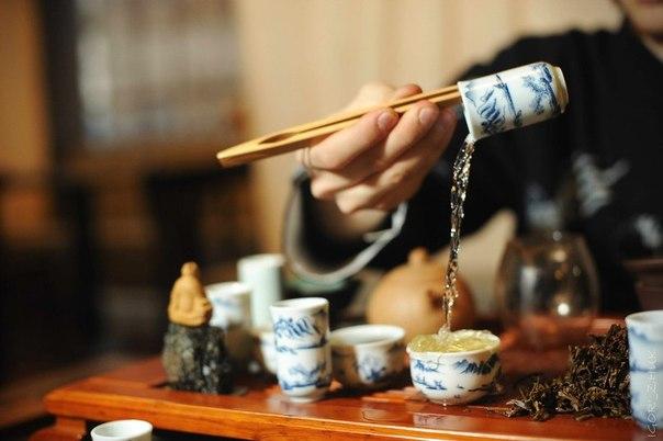 Китайский чай и вода, история и современность2