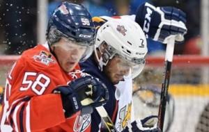 Китайский хоккеист выбил сопернику три зуба