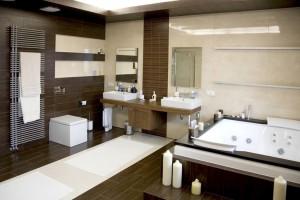 Китайский интерьер ванная комната