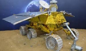 Китайский луноход отправлен на Луну