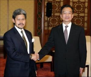 Китайский министр обороны посетил Бруней