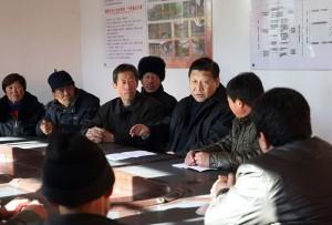 Китайский президент посетил провинцию Хэбэй