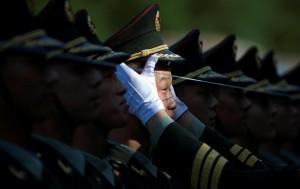 Китайцы объявили о реформах армии