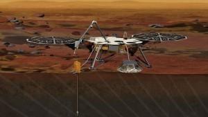 Китайцы планируют организовать экспедицию на Марс к 2020-му году