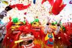 Китайцы празднуют Новый год