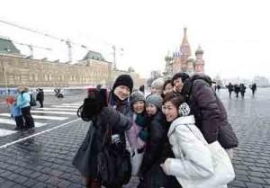 Китайцы в России