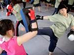 Китаянки могут стать элитными телохранительницами