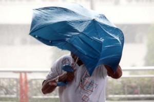Китаю угрожает наводнение