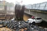 Количество жертв из-за непогоды в Китае продолжает расти