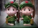 Коммунистическая мода Китая