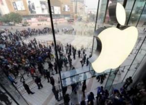 Компания Apple открыла в Китае еще один магазин