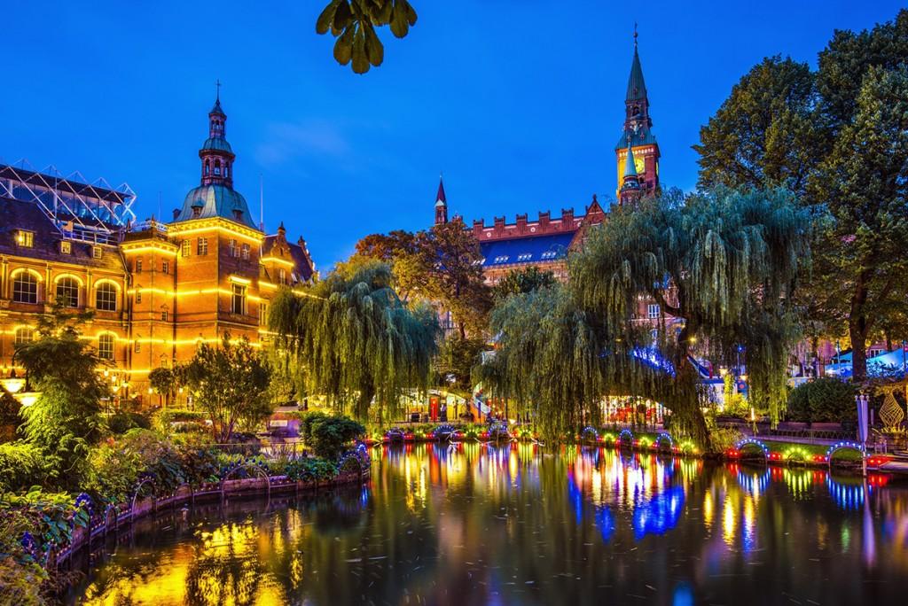 Копенгаген - город, где создавались сказки