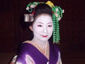 Косметическое искусство в Древнем Китае