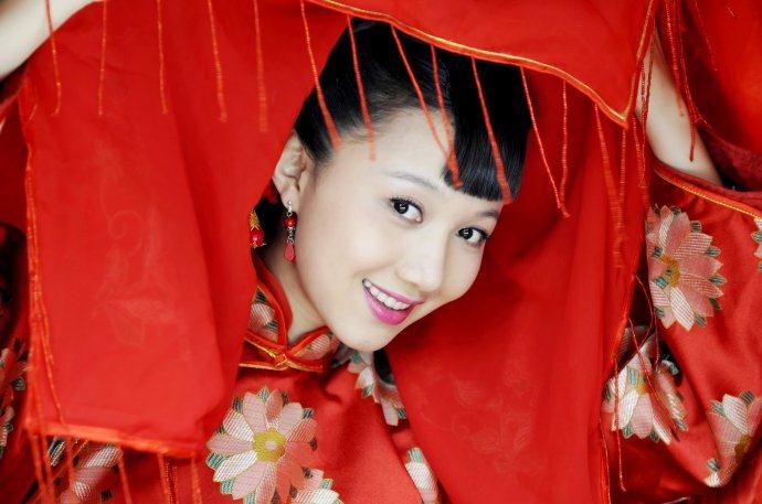Красота китаянок