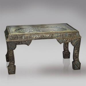 Краткая история китайской мебели