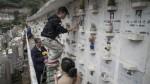 Креативная реклама китайского кладбища