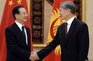 Кыргызстан и Китай – новый этап сотрудничества