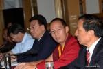 XI панчен-лама Чоэки Гялцан посетил Лхасу
