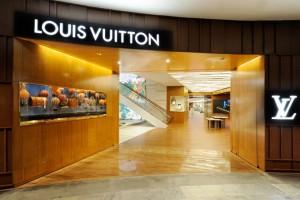 Louis Vuitton закрывает в Китае 3 магазина