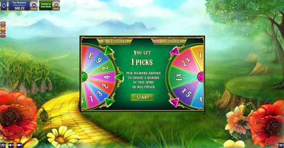 Magic of Oz от GamesOS