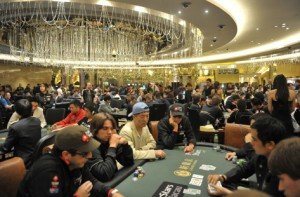 Макао - покерный центр мира