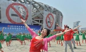Место проведения Олимпиады-2022 хотят сделать свободной от курения зоной