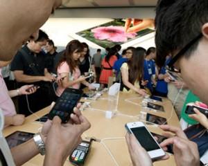 Мобильная связь в КНР2