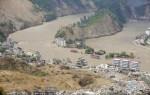 Мощные ливни регионам, пострадавшим от землетрясения