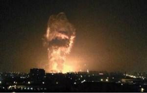 Мощный взрыв в Китае есть информация о 13 погибших