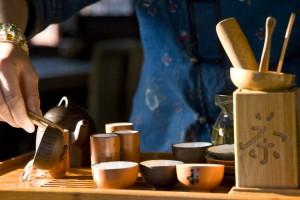 Музыка для китайского чаепития