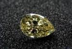 На аукционе в Гонконге продадут редкостный желтый бриллиант