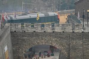 На пекинском вокзале заметили северокорейский спецпоезд