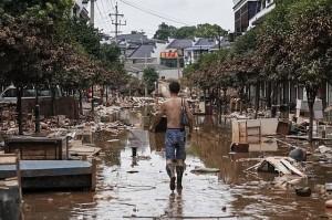 На севере Китая есть угроза наводнений